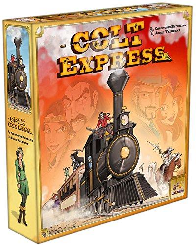 Asterion 8820 - Colt Express, Edizione Italiana