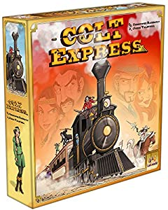 TOYLAND Asterión 8820 - Colt Express Edition Italiana