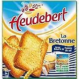 Heudebert biscotte la bretonne sel de guerande 290g - ( Prix Unitaire ) - Envoi Rapide Et Soignée