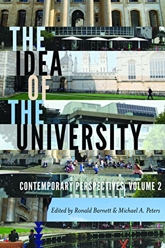 The Idea of the University: Contemporary Perspectives (Global Studies in Education Book 18) (English Edition)