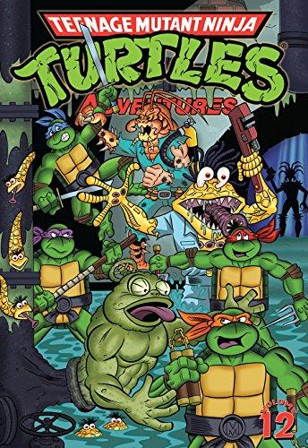 Teenage Mutant Ninja Turtles Adventures Vol. 12 (English ...