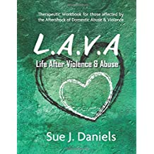LAVA - Life After Violence & Abuse: Therapy Workbook (Therapy Workbooks)