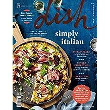 Dish Recipe Cookbook: Simply Italian (English Edition)