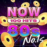 NOW 100 Hits 80s No.1s