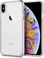 Spigen Ultra Hybrid (Version 2) Case for Apple iPhone Xs Max (2018) - Crystal Clear 065CS25127