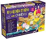 Liscianigiochi- I'm a Genius Gioco per Bambini Laboratorio delle Candele, Multicolore, 68647
