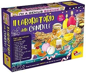 Lisciani 68647 Kit de experimentos Juguete y Kit de Ciencia para niños - Juguetes y Kits de Ciencia para niños (Química, Kit de experimentos, 8 año(s), Niño/niña, 12 año(s), Multicolor)