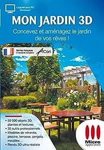 Mon jardin 3d logiciels for Mon jardin 3d