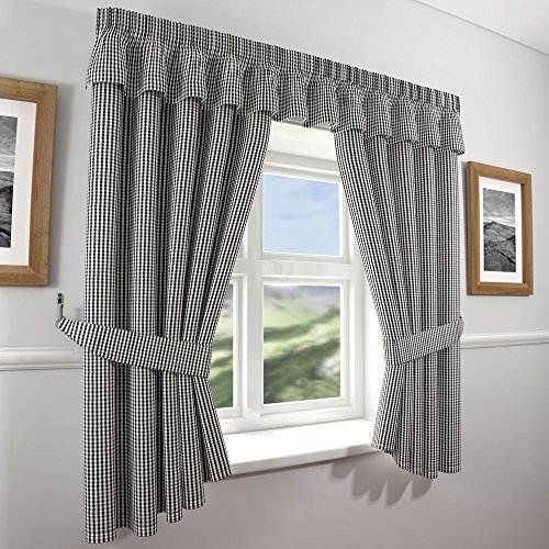 Kitchen Curtains: Amazon.Co.Uk