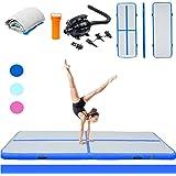 Lamlingo 60cm Length Air Track Velcro Connector Tape//Electric Pump 500W//600W//800W//1200W for Inflatable Airtrack Tumbling Gymnastic//Yoga//Taekwondo//Camping Training Mat