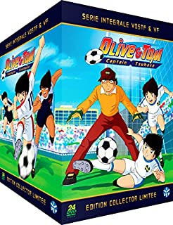 Olive et Tom (Captain Tsubasa) - Intégrale - Edition Collector Limitée (24 DVD + Livrets) (B004JSTW30) | Amazon price tracker / tracking, Amazon price history charts, Amazon price watches, Amazon price drop alerts