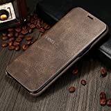 Extreme Series Soft Leather Flip Case Cover For Samsung Galaxy S8