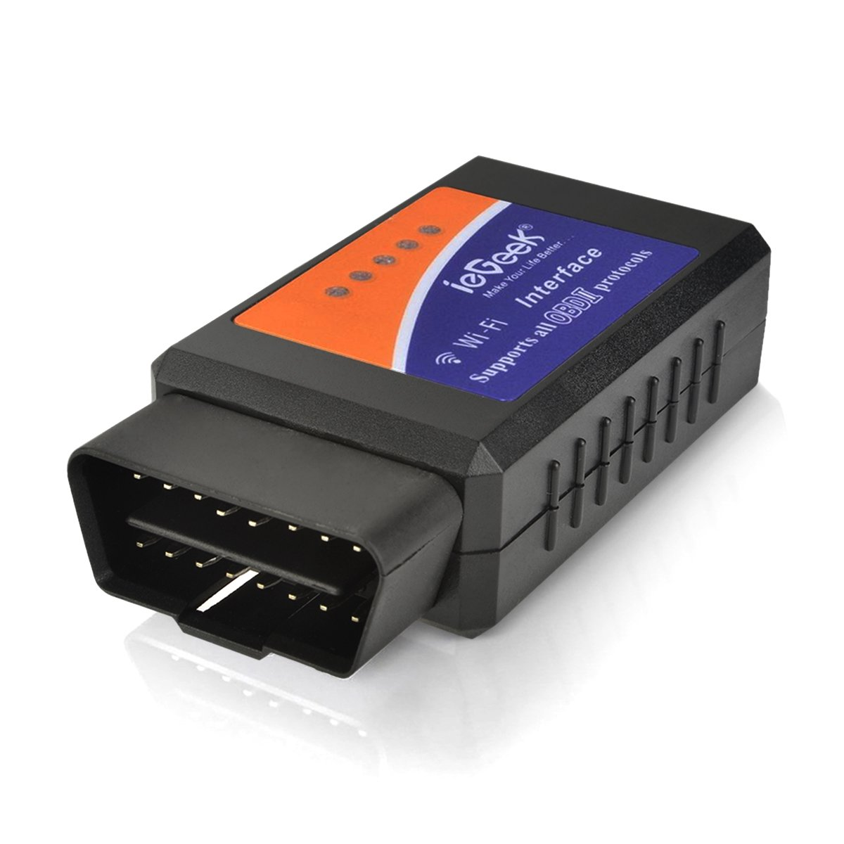 Iegeek Obd Wifi Obd2 Mini Adaptateur Sans Fil Scanner Code De D Faut