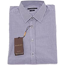 camicia GUCCI SLIM camicie uomo shirt men 22060