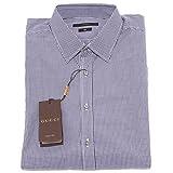camicia GUCCI SLIM camicie uomo shirt men 22060 [17 (43)]