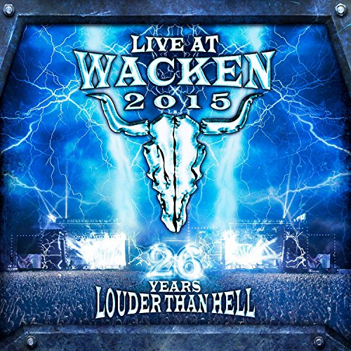 Live At Wacken 2015 - 26 Years...