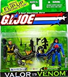 G.I. Joe Hard Drive und Baroness 'Valor vs. Venom' Actionfigurenset von Hasbro 2004