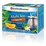 Bad Heilbrunner Mate Tee FigurFit, 15er Filterbeutel, 1er Pack (1 x 27 g)