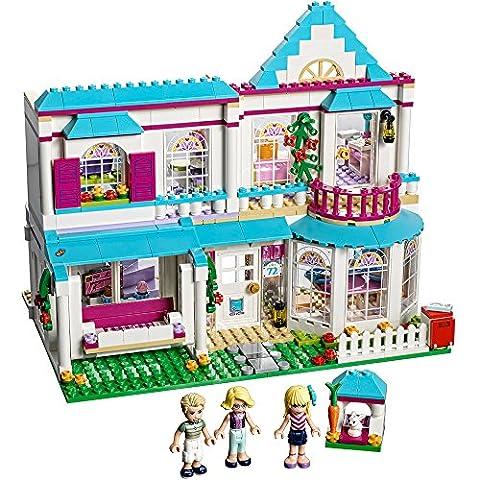 LEGO - 41314 - Friends - Jeu de construction - La Maison de Stéphanie