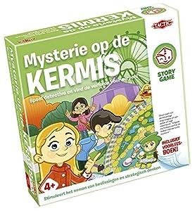 Tactic Story Game 54887 Niños Viajes/Aventuras - Juego de Tablero (Viajes/Aventuras, Niños, 15 min, Niño/niña, 4 año(s), Interior)