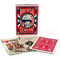 Bicycle Escape Map Playing Cards