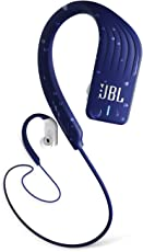 JBL Endurance Sprint Waterproof Wireless in-Ear Sport Headphones with Touch Controls (Blue)