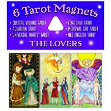 Lovers Magnets: 6 Tarot Magnets