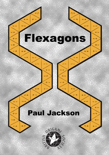 Flexagons: Origami flexagon paper folding