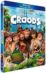 Les Croods [Blu-ray]