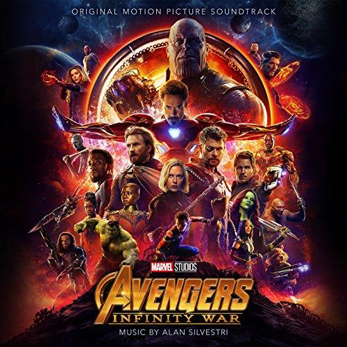 Avengers: Infinity War (Original Motion Picture Soundtrack)