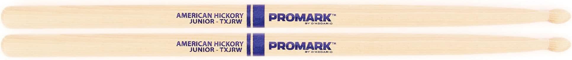 ProMark Baguettes «Junior» par ProMark en Hickory JR, olive en bois
