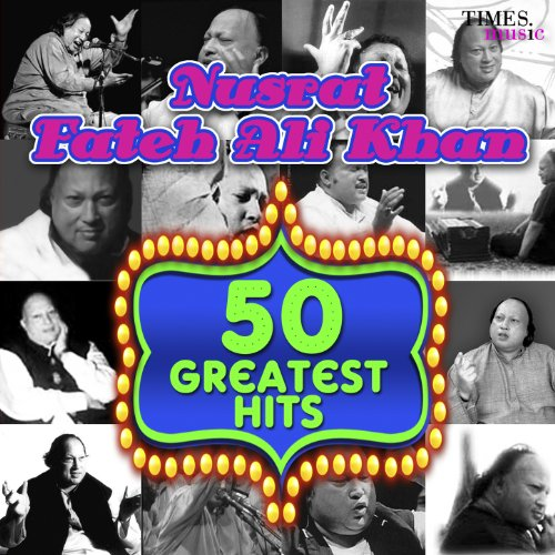 50 Greatest Hits Nusrat Fateh ...