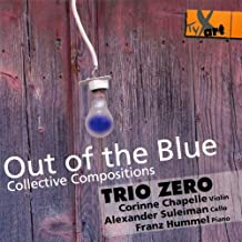 Out of the Blue - Collective Compositions