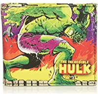 BB Designs Marvel Comics Close Up diseño Hulk cartera