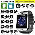 Micromax Canvas Infinity Pro Certified Bluetooth Smart Watch V9 Wrist Watch Phone...