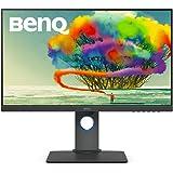 BenQ PD2700U Écran 27 pouces, 4K UHD, Destiné aux Designers, 100% Rec.709/sRGB