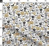 Halloween, Fledermaus, Spinnennetz, Geist, Süßes Oder