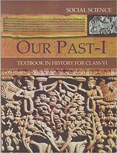 National [ NCERT ] Our Pasts Part – 1 Textbook in History for Class – 6 – 654 Paperback(2018)(Clear) 61LlhphGjJL
