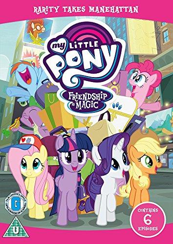 My Little Pony - Friendship Is Magic: Rarity Takes Manehattan [DVD] [UK Import]