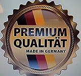 2,5 Liter Farben-Budimex Teaköl mit UV-Schutz, Farbe Teak/Hergestellt speziell für die Holzindustrie