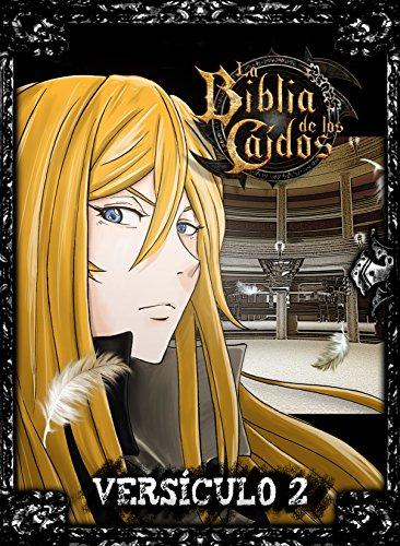 La Biblia de los Caídos. Capítulo 2 (Manga) por Fernando Trujillo Sanz