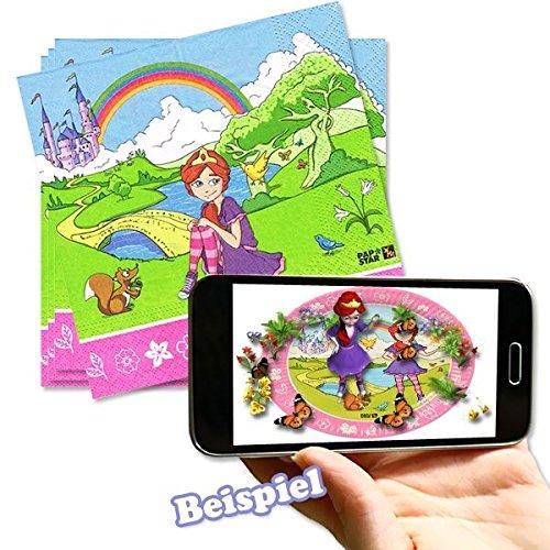 verwendbar mit Magic Xperience-App, 20er (Papier-trading-app)
