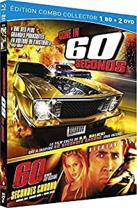 Gone in 60 Seconds - L'original [Blu-ray] [Édition Collector Blu-ray + DVD]