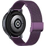 Komi Cinturino Di Ricambio Per Gear S3 Frontier/Classic/Galaxy Watch 46 Mm, 22 Mm, Cinturino In Acciaio Inox