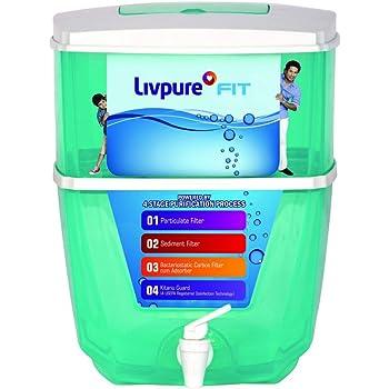 Livpure Fit Gravity 9-Litre Water Purifier