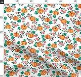 Rosen, Herbst, Thanksgiving, Blumen, Wasserfarben,