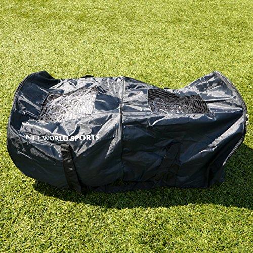 Football Net Carry Bag - Easily Stores 2 Full-Size Football Goal Nets  Net World Sports