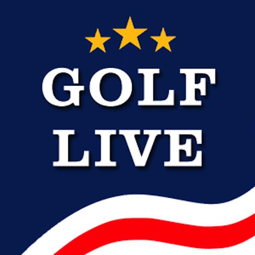 Live Golf Scores - USA & Europe
