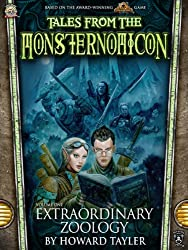 Extraordinary Zoology (Tales from the Monsternomicon Book 1)