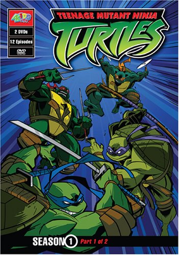 Teenage Mutant Ninja Turtles (2003 Ninja Mutant Turtles Teenage)